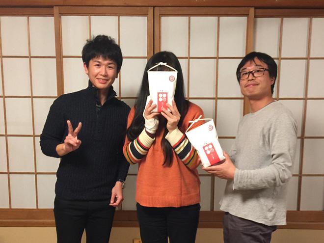 伊勢忘年会・常勝トレーダークイズ・結果発表